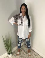 Leopard dream shirt