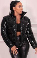 London jacket black