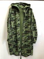 Angle wing jacket camo