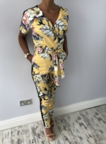 Lilly drop jumpsuit
