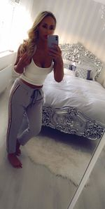 Tiffany joggers grey
