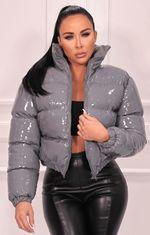 London jacket grey