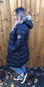Chelsea jacket black