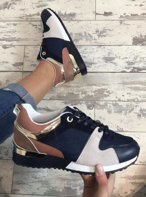 Maimi trainers navy