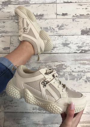 Jessica trainers cream