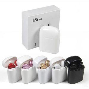 I7S TWS Wireless Bluetooth Headphones Earphones Earbuds For Samsung iPhone Smart