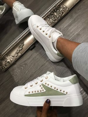 Summer rush trainers khaki