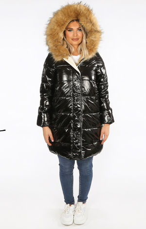 Lux Windermere coat black