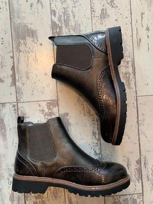 Autumn rush boots grey