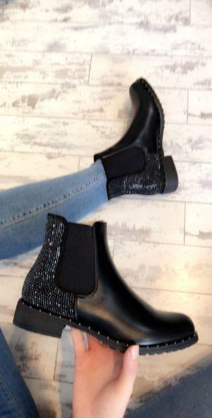Sparkle sparkle boots