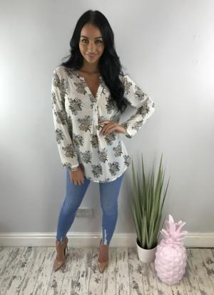 blossom blouse
